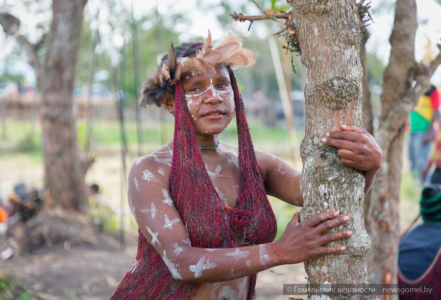 папуаски фото девушек