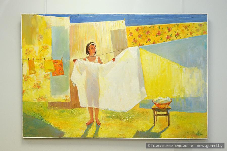 Выставка дипломных работ художественного колледжа Новости Гомеля Выставка дипломных работ художественного колледжа