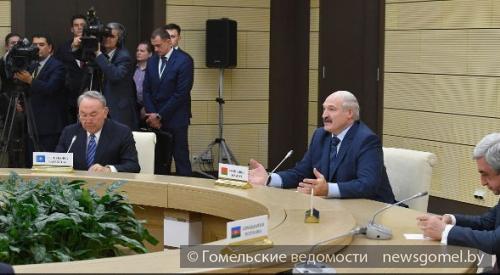 Руководителя стран СНГ категорически неприемлют подобное отношение к русским спортсменам— Лукашенко