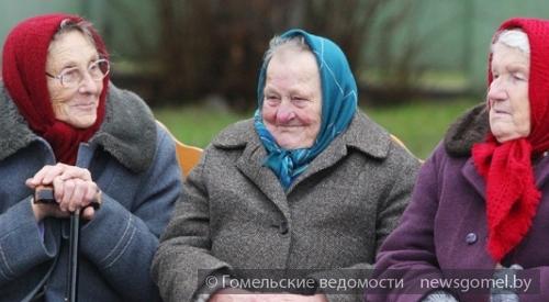 С1декабря вРеспублике Беларусь трудовые пенсии увеличиваются всреднем на5%