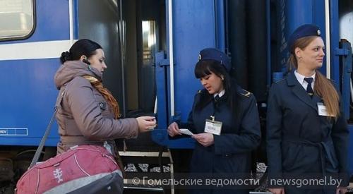 БЖД с3марта назначает дополнительный поезд всообщении Минск— Полоцк