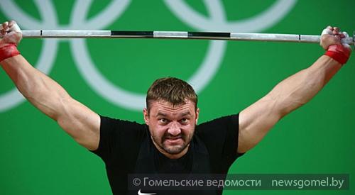 Вадим Стрельцов завоевал серебро наОлимпиаде вРио