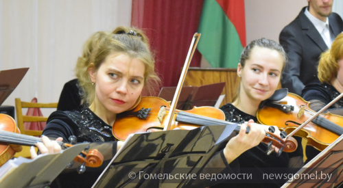Конкурсы в оркестры 2018