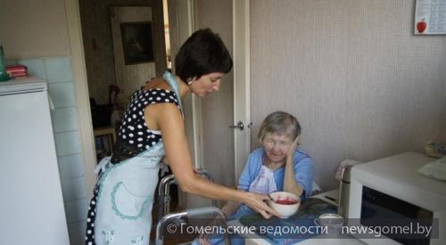 Социальный работник рассказывает о своей профессии Новости Гомеля Наверное каждый из нас сможет в уме нарисовать портрет социального работника Это как правило женщина с приятным голосом добродушная милосердная