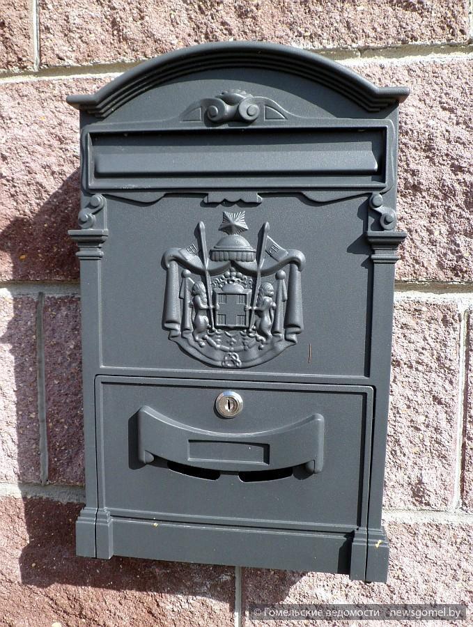 Необычные почтовые ящики фото