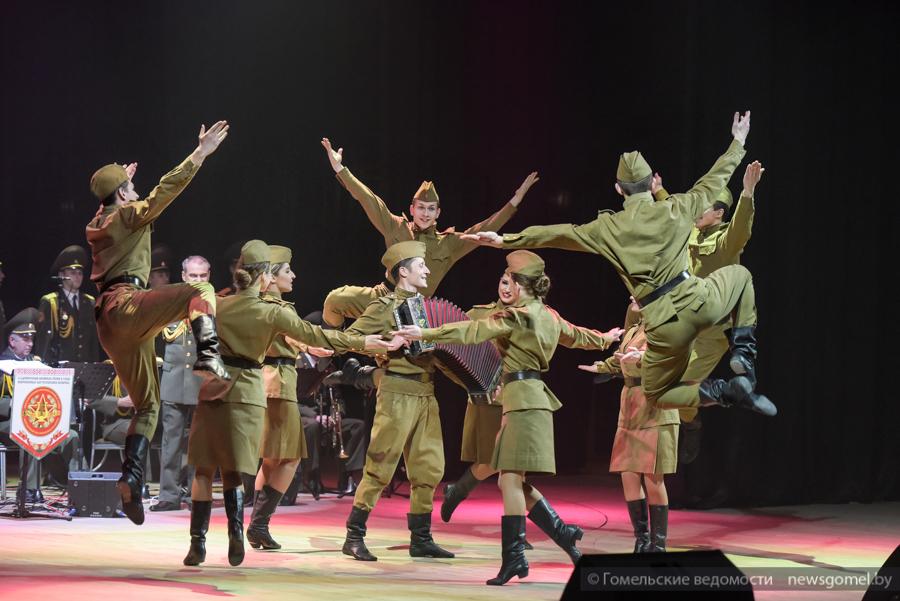 картинки военного танца