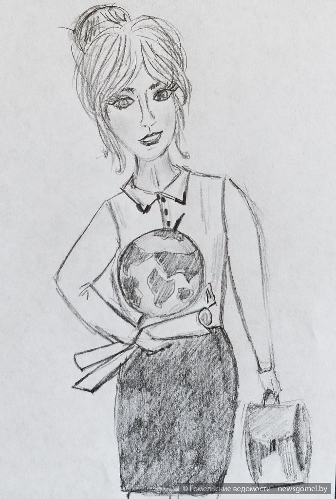 Рисунки на тему день учителя карандашом